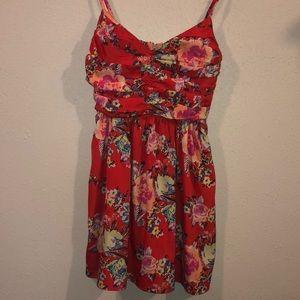 Rocky Flower Dress